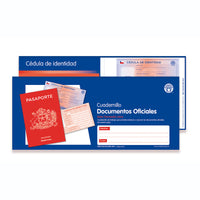 CUADERNILLO DOCUMENTOS OFICIALES