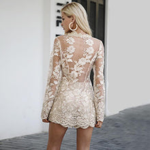 Sparkling Hollow Out Two Piece Romper