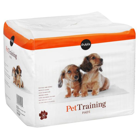 publix dog training pads