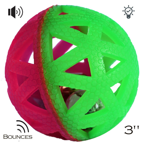 Light up ball sound