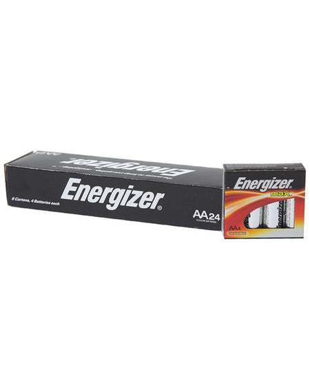 Energizer Max Power Alkaline AA Battery - Box of 24