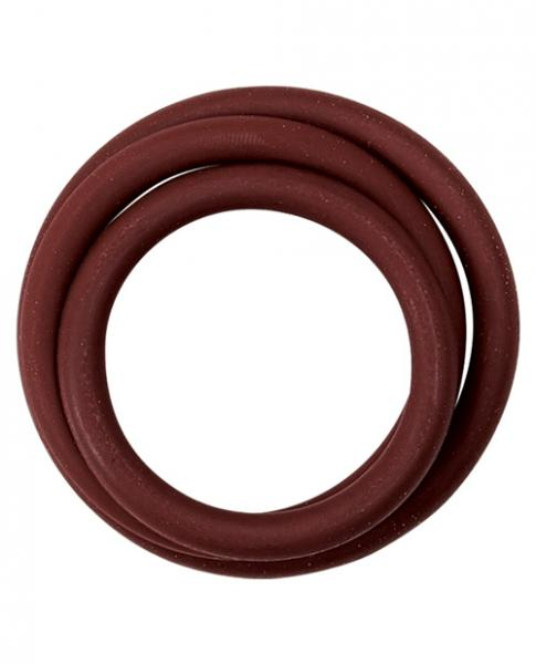 M2M Nitrile Cock Ring - Pack of 3 Brick