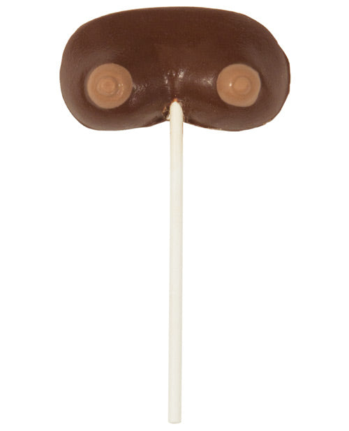 Small Rack- Boobs on a Stick - Milk Chocolate