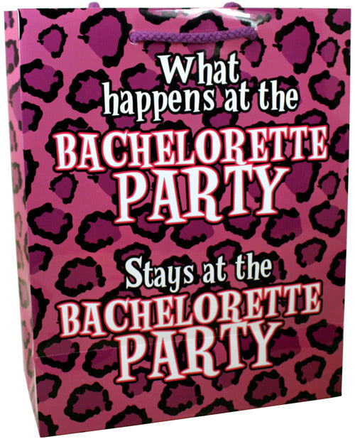 What Happens at the Bachelorette Party Gift Bag