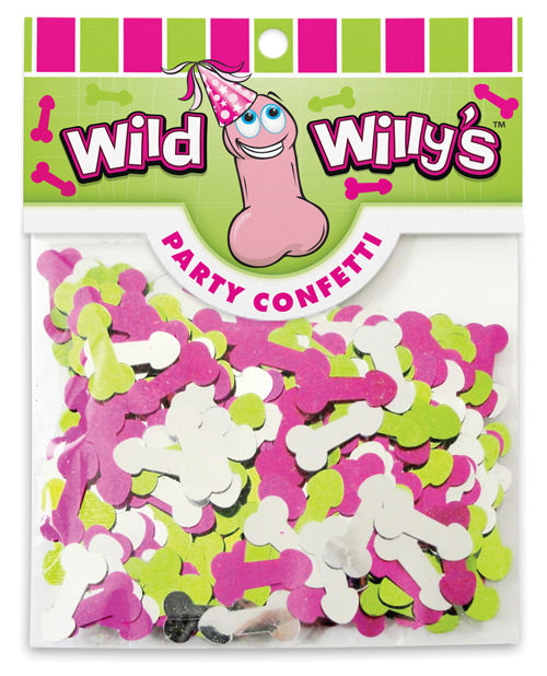 Wild Willy's Party Confetti