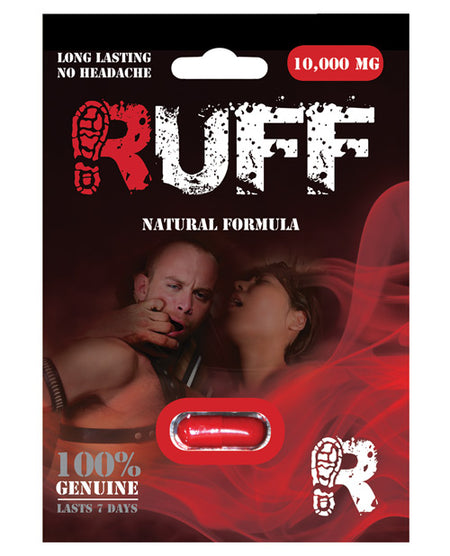 Ruff Male Sexual Supplement