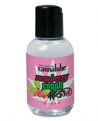 Canna-lube - Raspberry Cough