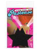 Pastease Glitter Star - Black O/S