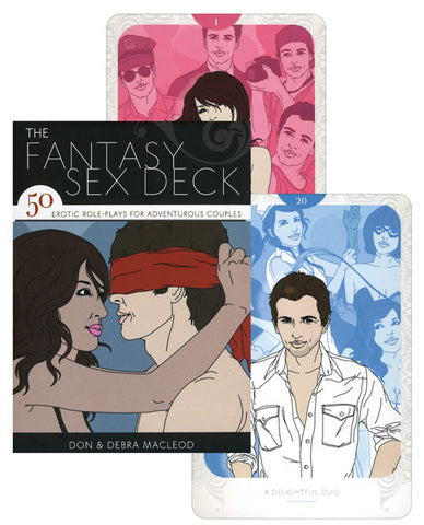 The Fantasy Sex Deck - 50 Erotic Role-Plays