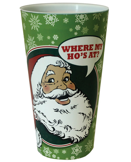 Where My Ho's At Drinking Cup