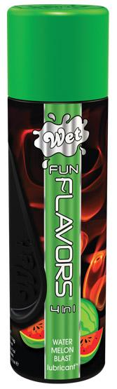 Wet Fun Flavors 4-in-1 Lotion - 4.1 oz Watermelon