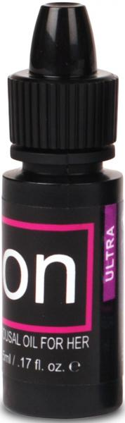 ON Natural Arousal Oil For Her - Ultra 5 ml Bottle