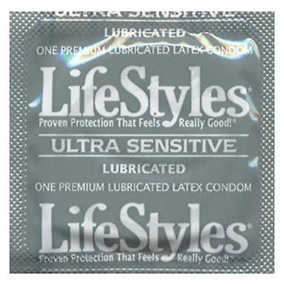 Lifestyles Ultra Sensitive - Box of 3