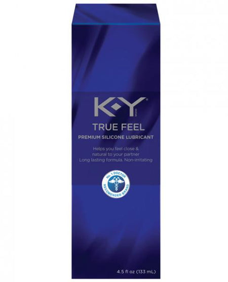 zK-Y True Feel Silicone Lubricant - 4.5 oz
