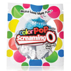 Screaming O Color Pop Quickie O Plus - Blue