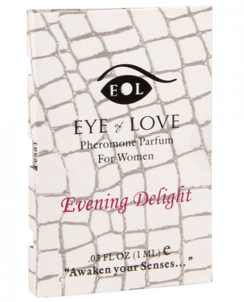 Eye of Love Pheromone Parfum Sample - 1 ml Evening Delight