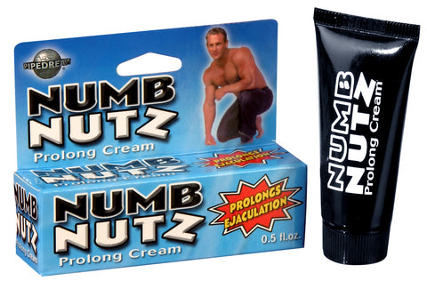 Numb Nutz - .5 oz