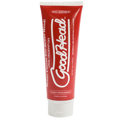 Good Head Oral Gel - 4 oz Passion Fruit