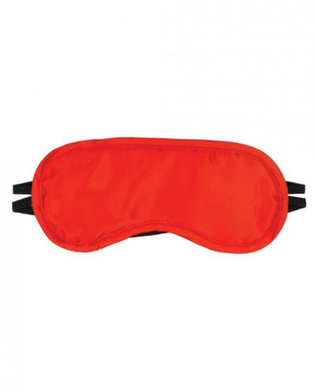 Erotic Toy Company Satin Fantasy Blindfold - Red