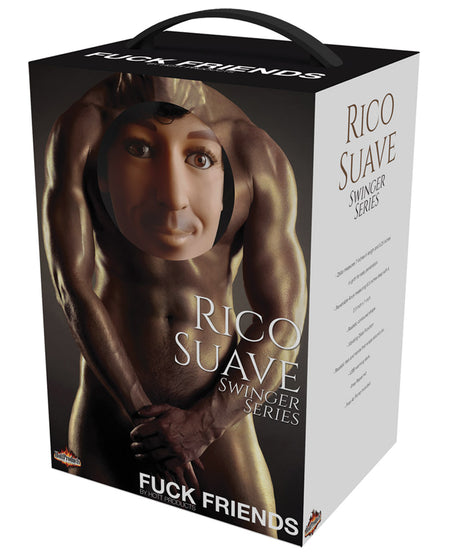 Fuck Friends Rico Suave Swinger Series Doll