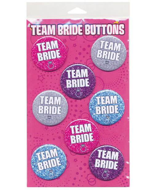Bachelorette Party Button - Team Bride