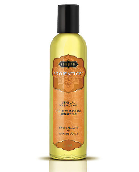 Kama Sutra Aromatics Massage Oil - 2 oz Sweet Almond