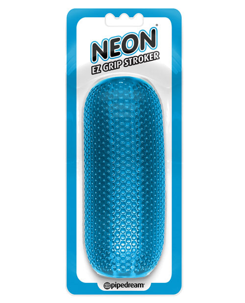 Neon Luv Touch EZ Grip Stroker - Blue