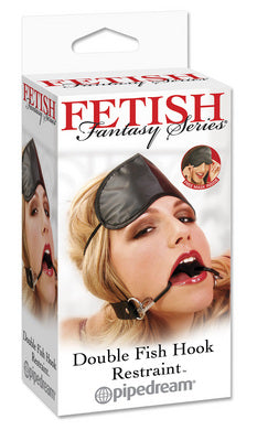 Fetish Fantasy Series Double Fish Hook Restraint