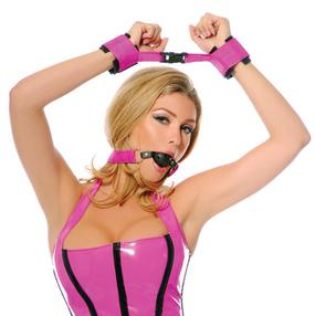 Fetish Fantasy Series Passion Bondage Kit - Pink