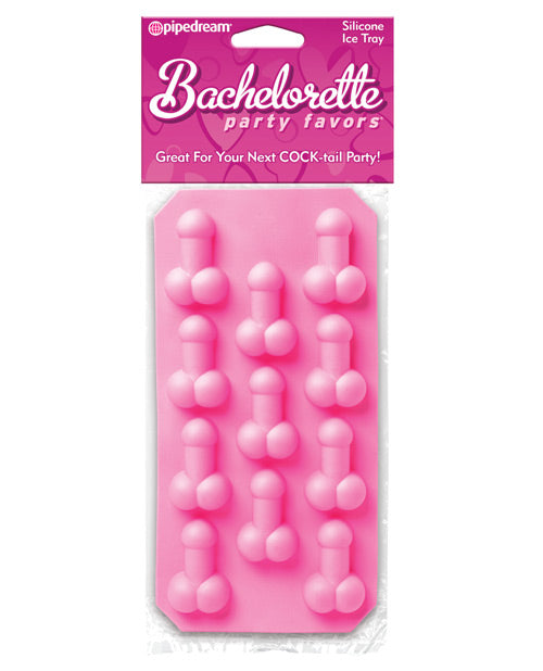 Bachelorette Party Favors Silicone Penis Ice Tray