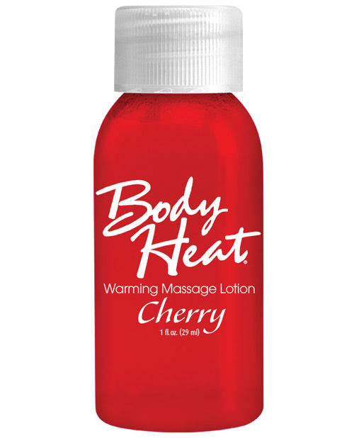 Body Heat Lotion  - 1 oz Cherry