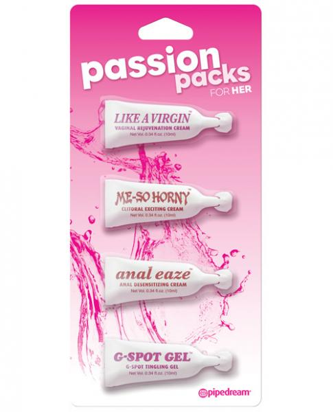 Passion Packs for Her