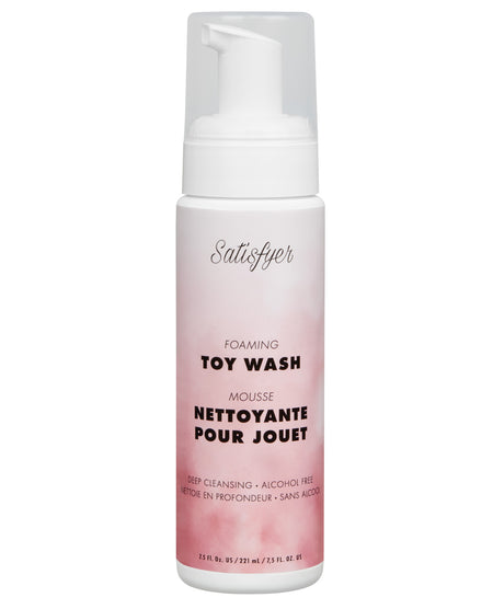 Satisfyer Womens Toy Cleaner - 7.5 oz
