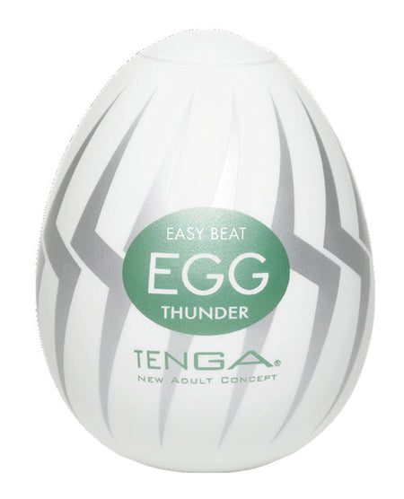 Tenga Hard Gel Egg - Thunder