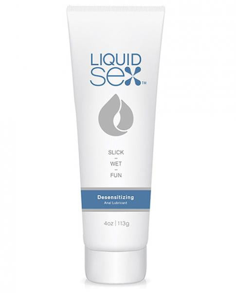 Liquid Sex Desensitizing Anal Lube - 4 oz