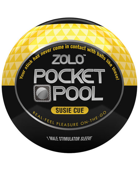 ZOLO Pocket Pool Susie Cue
