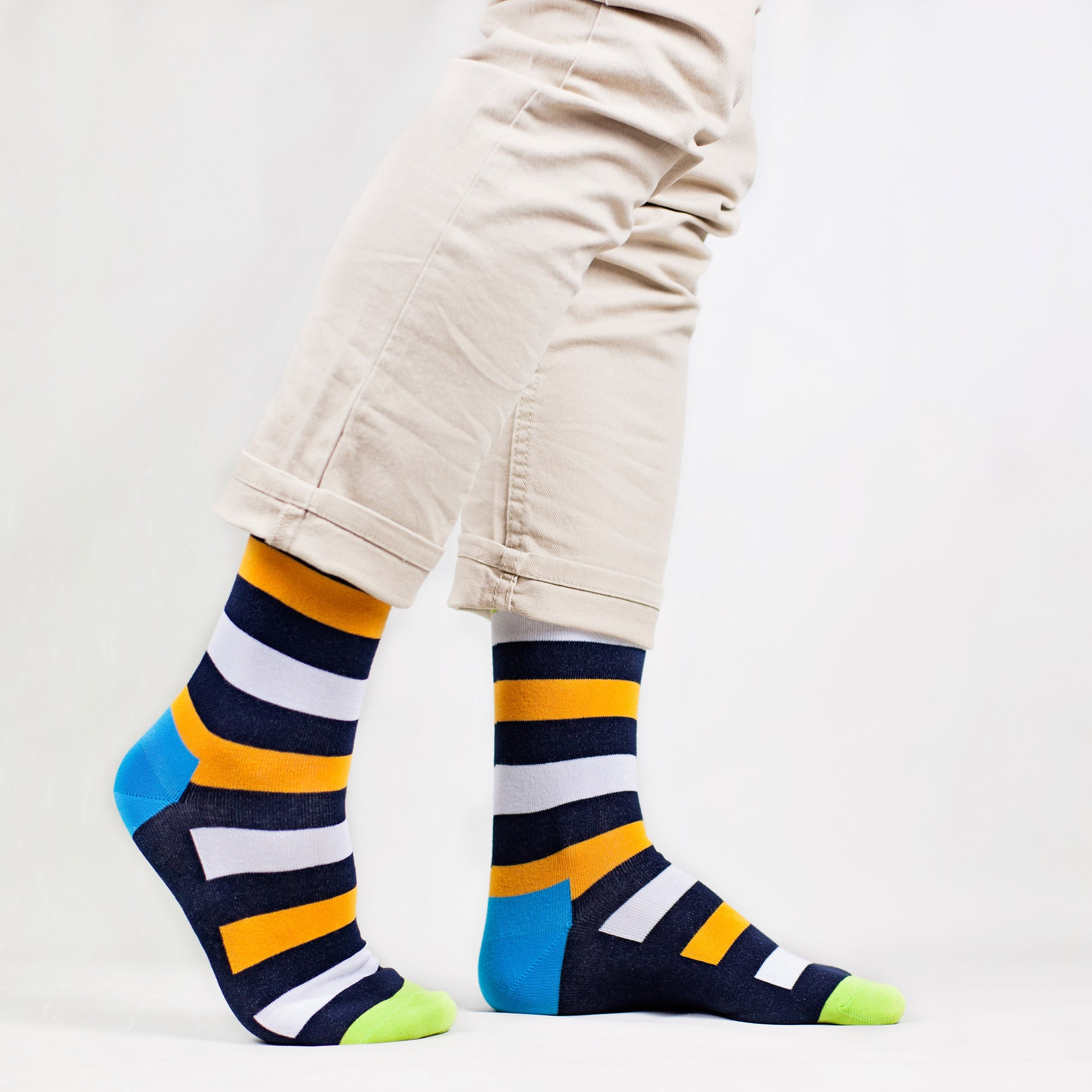 Sosete Just Stripes - Bright