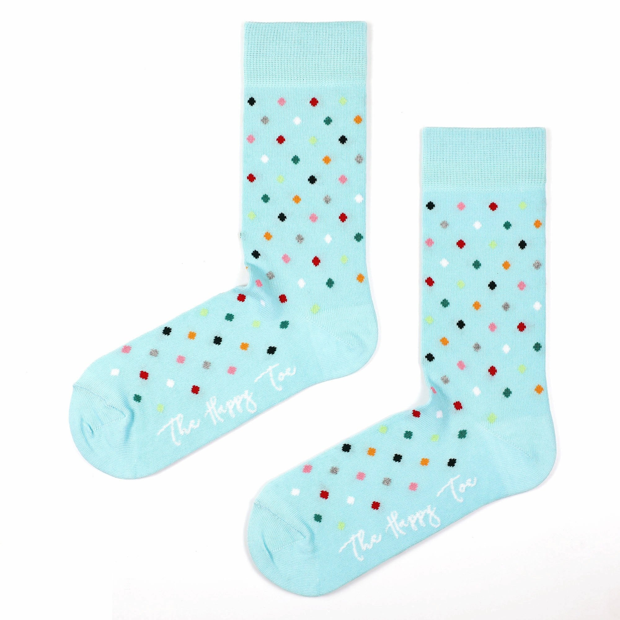 Set 5 perechi Sosete Small Dots Pack marime 41-46