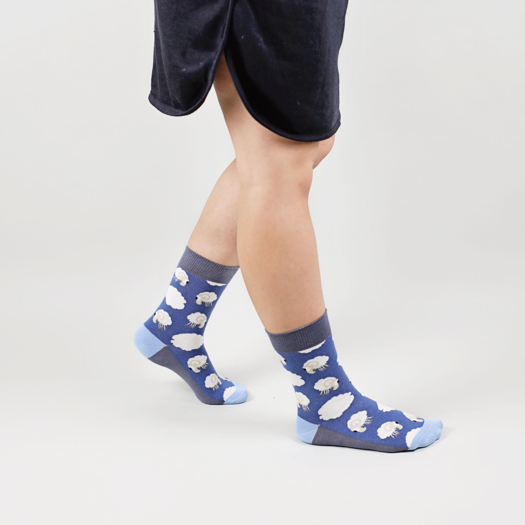 Sosete Flying Rams - Dark Blue