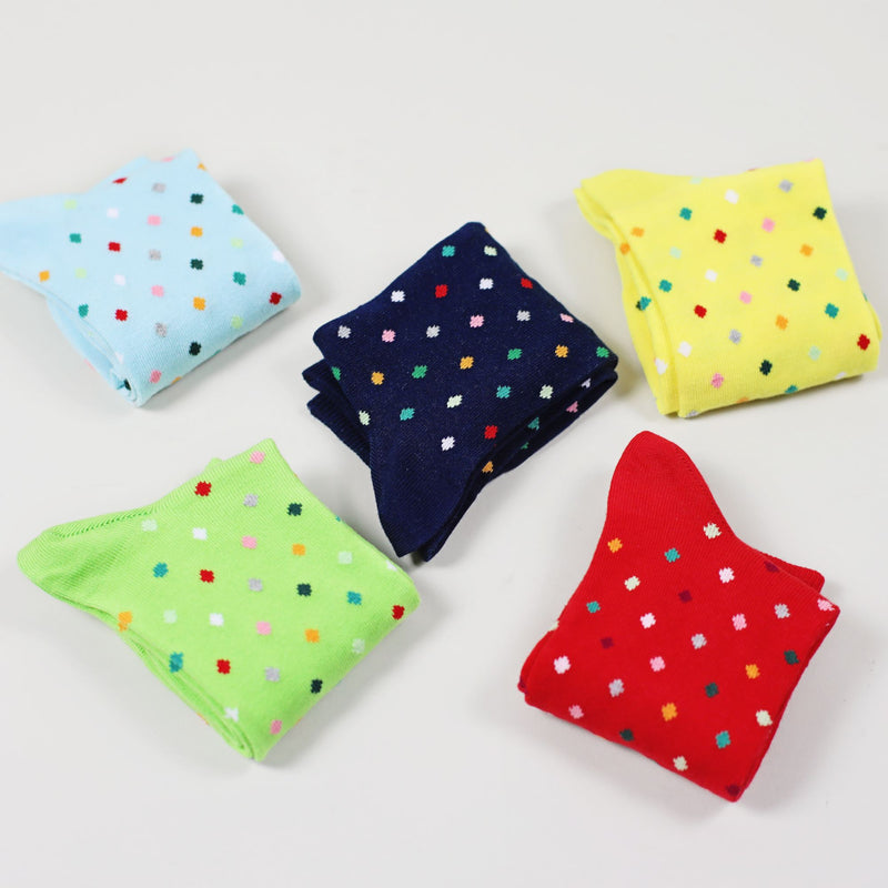 Set 5 perechi Sosete Small Dots Pack