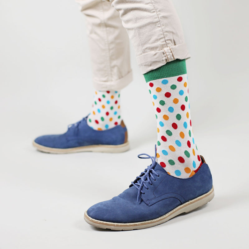 Sosete Rainbow Dots