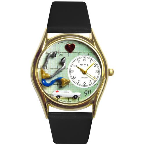 EMT Watch Small Gold Style