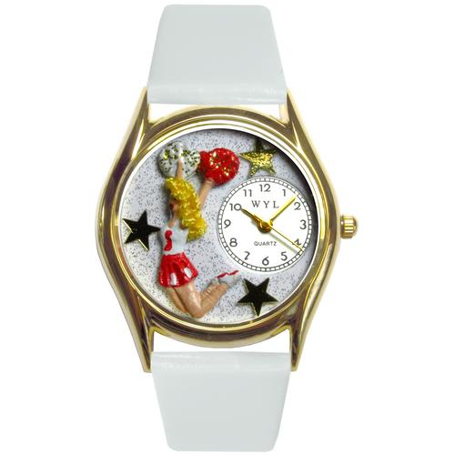 Cheerleader Watch Small Gold Style