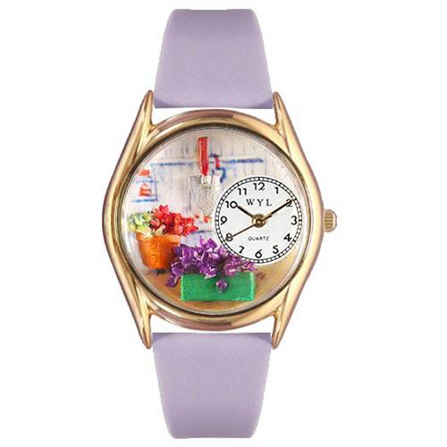 Gardening Watch Small Gold Style
