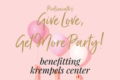 Portsmouth's Give Love, Get More Party!