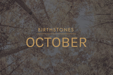 October Birthstone: Opal & Tourmaline