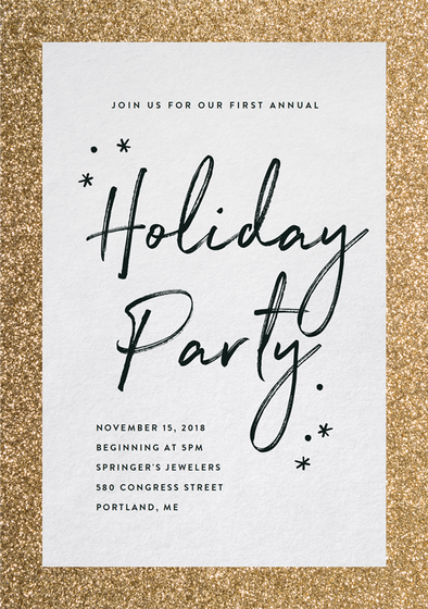 Portland Holiday Party