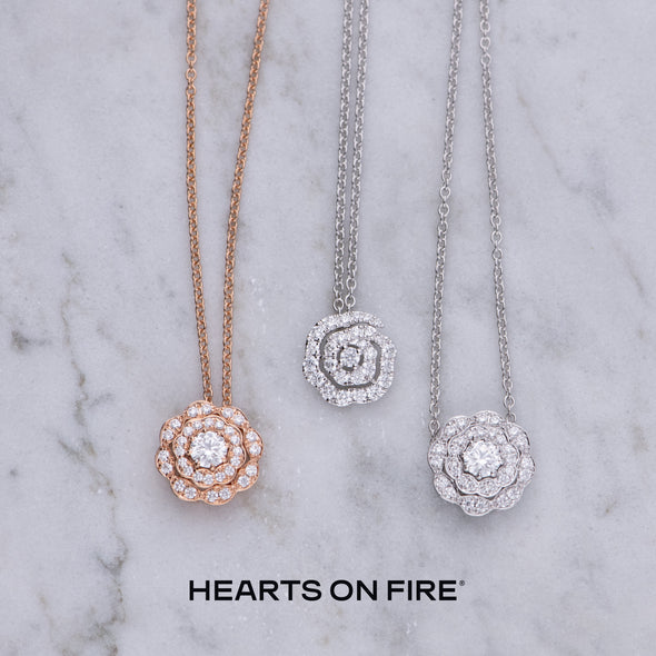 New Arrivals - Hearts on Fire
