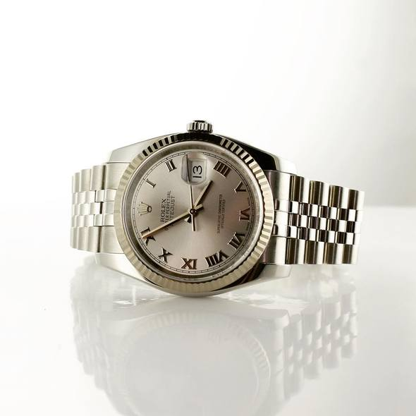 Ladies Pre-Owned Rolexes