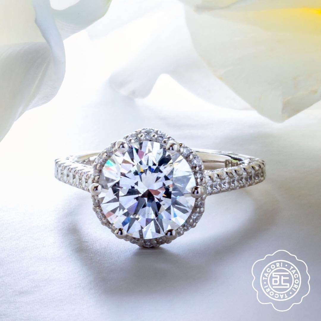 Tacori Engagement & Wedding Rings